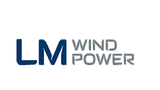 The LM Windpower logo